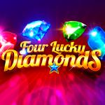 Four Lucky Diamonds